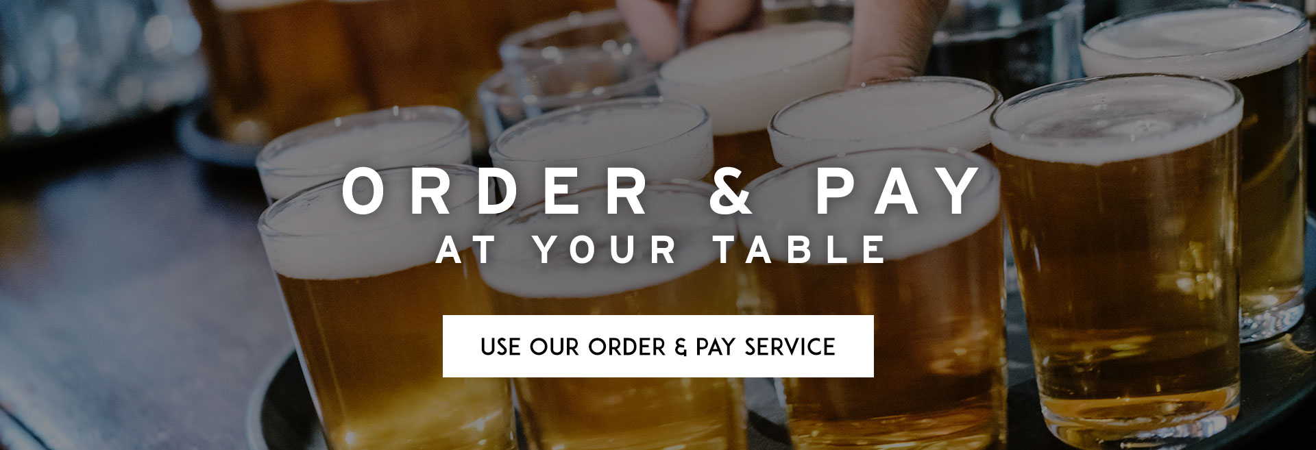 Order at Table