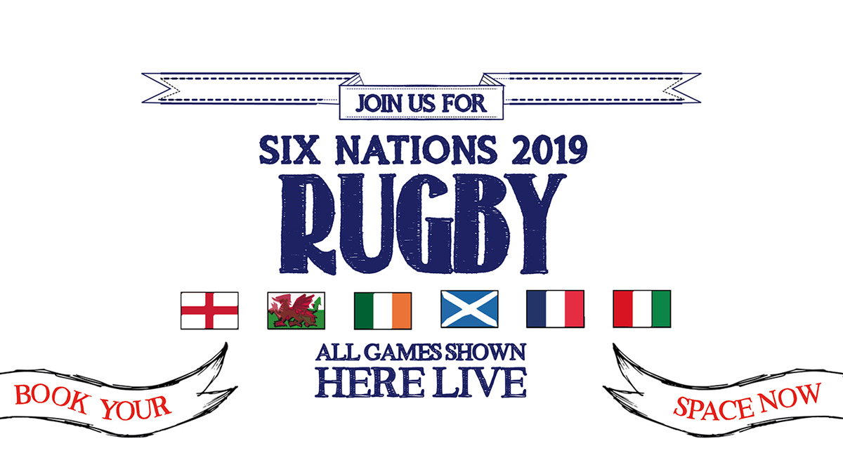 Watch the 6 Nations at The Castle in London